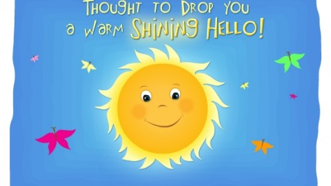 Happy World Hello Day 2014 Facebook Greetings, WhatsApp Images, Wallpapers