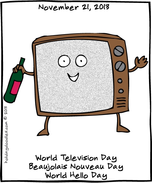 World Television Day  (2)