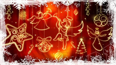 Happy Christmas 2014 HD Images, Photos, Greetings, Wallpapers Free Download