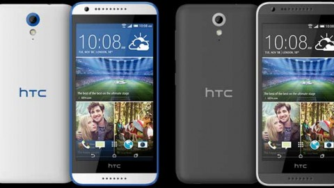 HTC Desire 620G smartphone To Arrive In India Soon