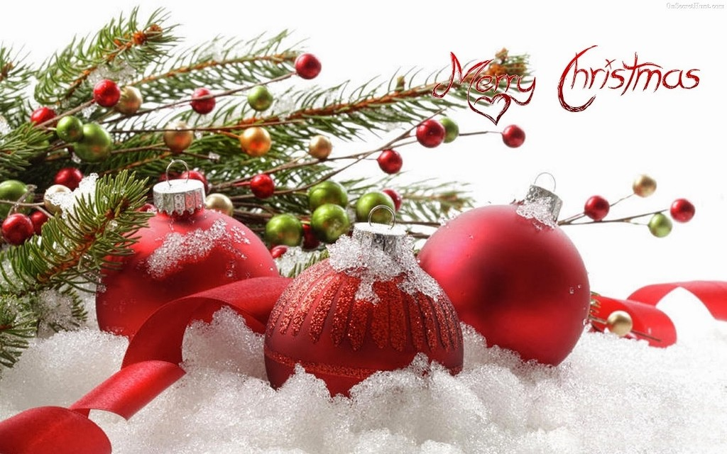 25 Amazingly Beautiful Lovely Happy Christmas 2014 Images, Greetings And Wallpapers