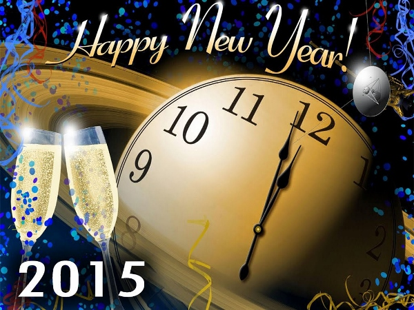 Advance 'Happy New Year 2015' Facebook Status, WhatsApp Messages In English
