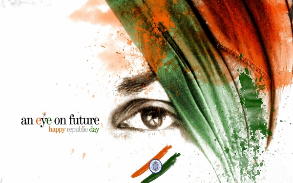 Happy Republic Day 2015 Greetings, Wishes, Images, HD Wallpapers For WhatsApp, Facebook