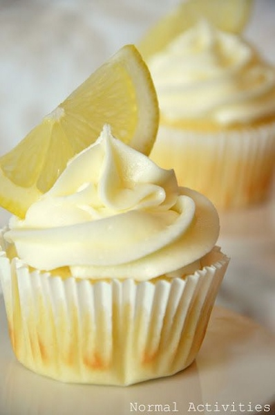 Happy Lemon Cupcake Day 2014 HD Images, Greetings, Wallpapers Free Download