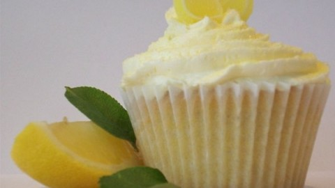 Happy Lemon Cupcake Day 2014 HD Images, Wallpapers For WhatsApp, Facebook