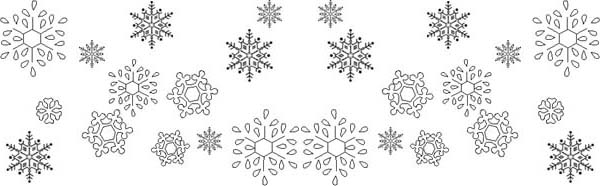 Make Cut Out Snowflakes Day  (8)