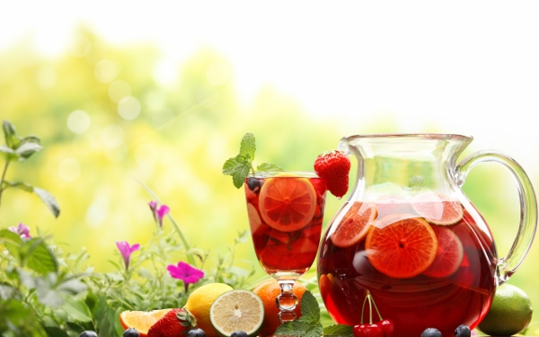 Happy National Sangria Day 2014 HD Images, Photos, Wallpapers Free Download