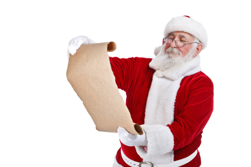7 Amazing Santas' List Day Images, Wallpapers, Photos For Facebook, WhatsApp