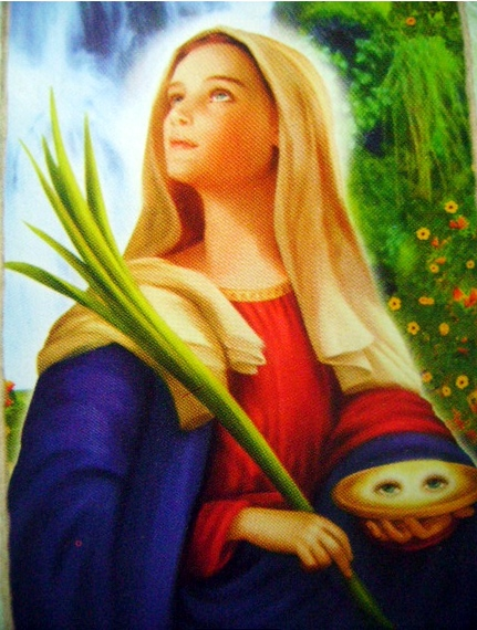 5 Amazing Saint Lucy's Day Images, Wallpapers, Photos For Facebook, WhatsApp