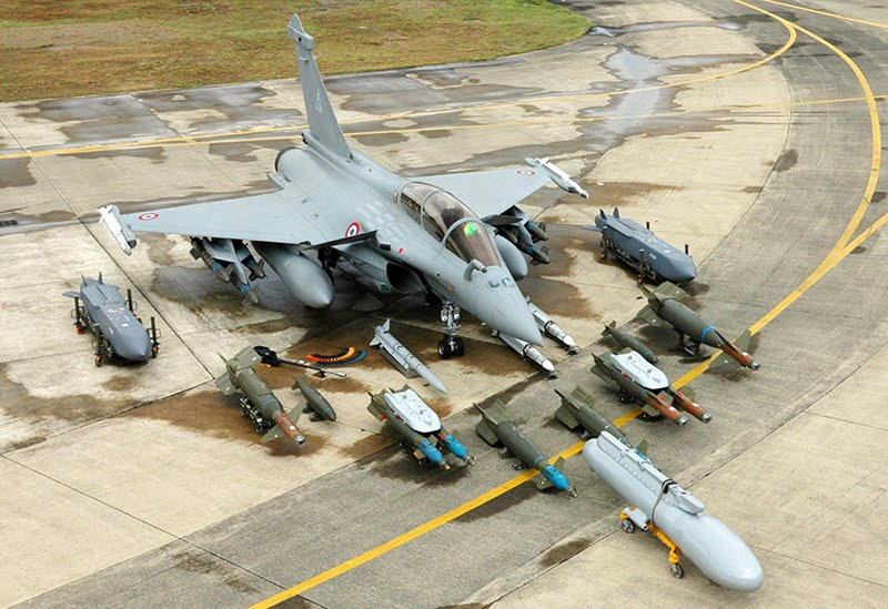 8 Things About Dassault Rafale You Should Definitely Know