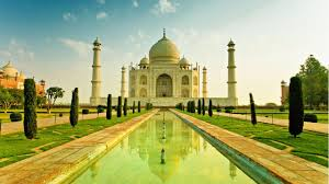 Taj Mahal-One of the seven wonders of the world