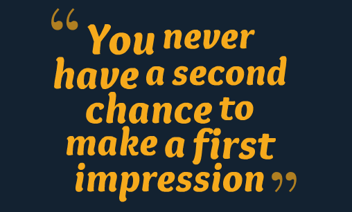 5 Ways To Have A Lasting Impression On The Person You Meet For The First Time