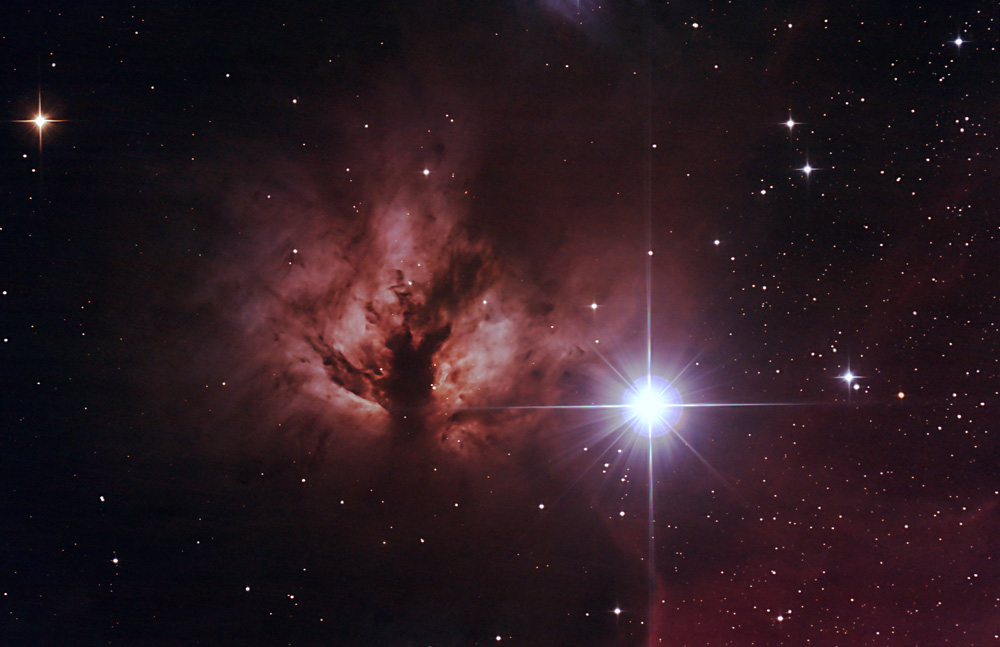 8 Facts On Flame Nebula That You Surely Do Not Know