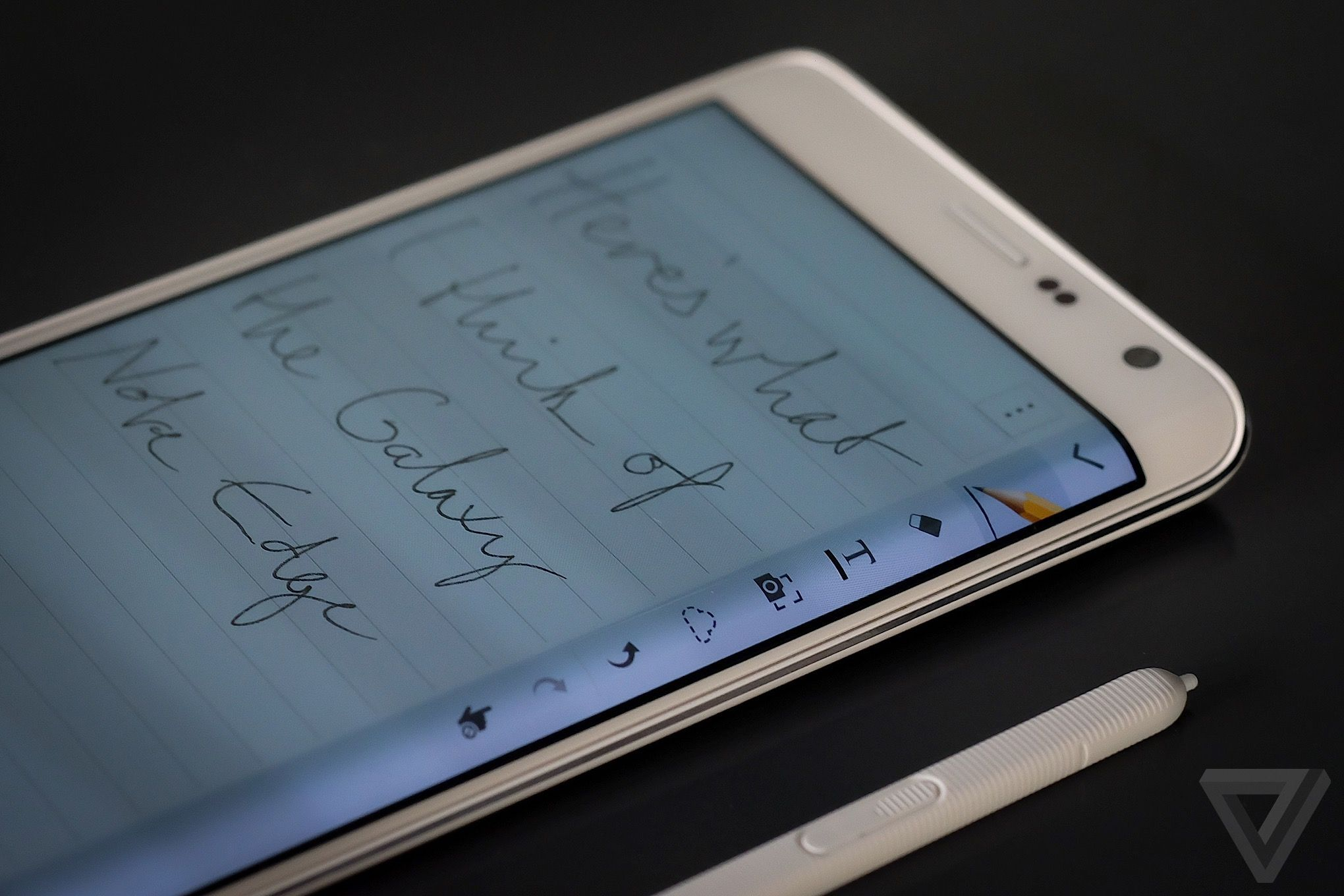 """Awesome HD Images And Photos of Samsung's New """"Note"""""""