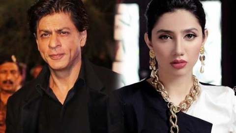 Mahira Khan To Act With SRK in 'Raees'!?