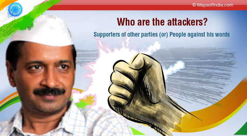 why-people-attack-arvind-kejriwal