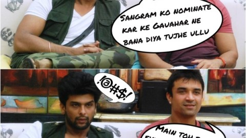 10 Cool Superb Ajaz Khan Jokes, Trolls, Funny Images For WhatsApp, Facebook