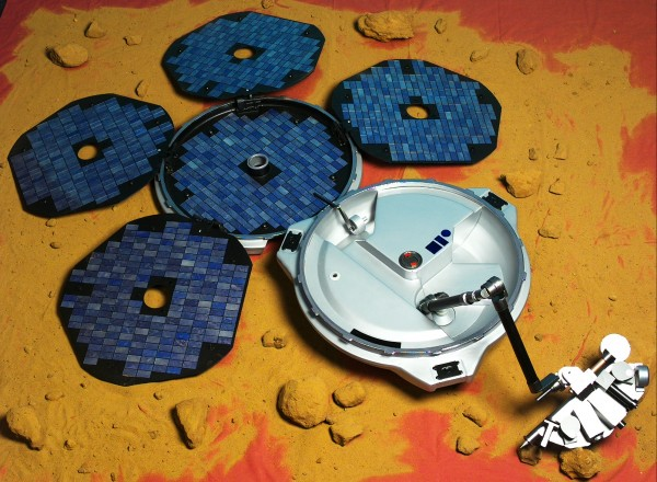 5 Interesting Facts That You Must Know About The British Landing Spacecraft 'Beagle 2'