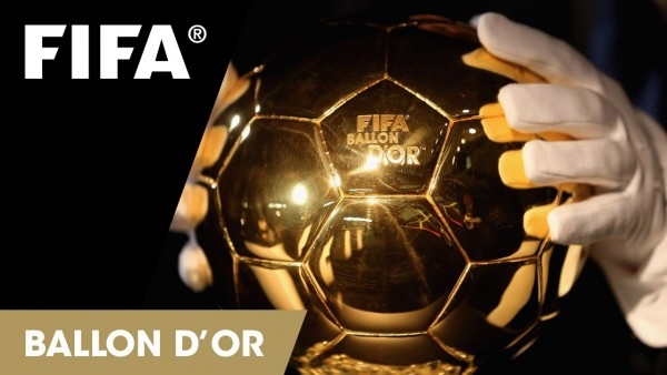 5 Interesting Facts That You Ought To Know About 'FIFA Ballon d'Or'
