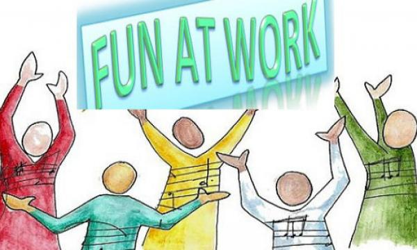 Fun At Work Day HD Images, Wallpapers For WhatsApp, Facebook