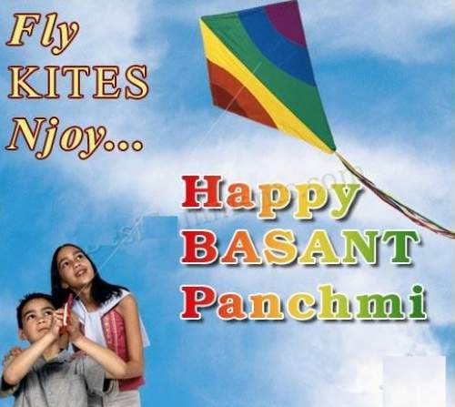 Happy Basant Panchami 2015 SMS Wishes Text Messages For Facebook