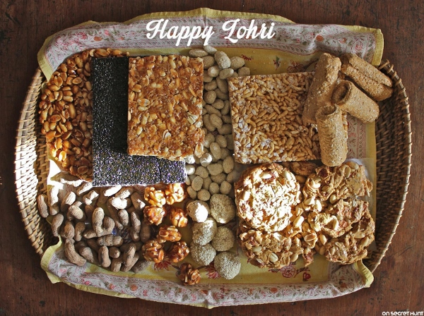 Happy Lohri 2015 Images  (37)