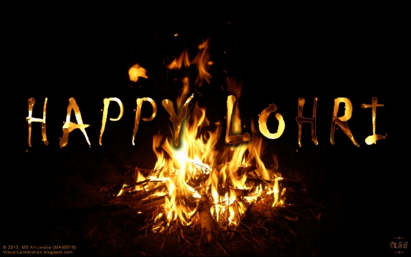 Happy Lohri 2015 Images  (40)