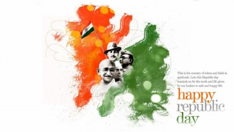 Happy Indian Republic Day 2015 HD Images, Pictures, Greetings, Wallpapers Free Download