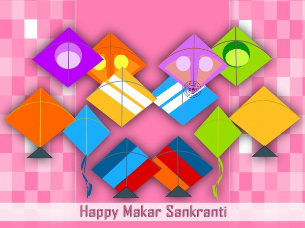 Happy Uttarayan 2015 Images  (3)