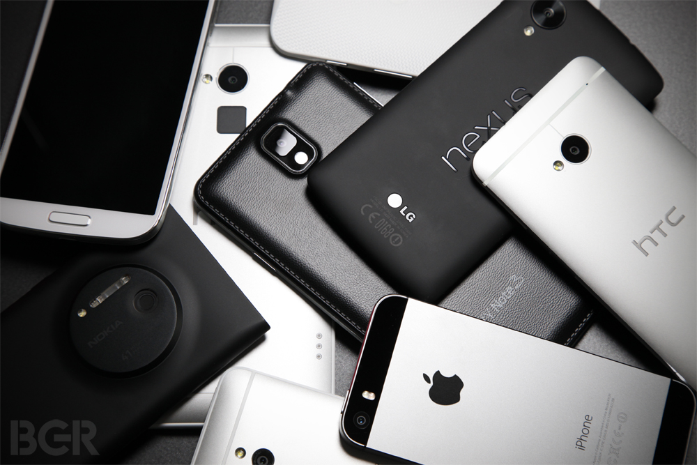 8 Killer Smartphones of 2015
