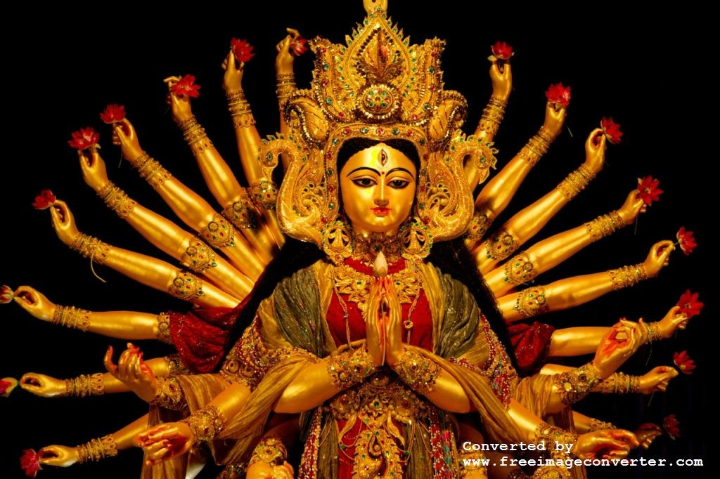Celebrate Durja Puja 2015 With Amazing SMS And HD Wallpapers