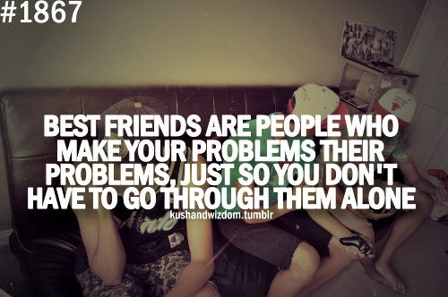 Friendship Is Not A Big Thing, It's A Million Little Things!