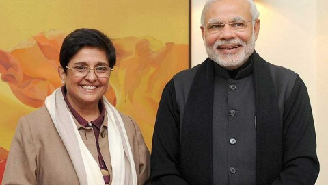 Kiran Bedi : BJP's Latest Face For Delhi Assembly