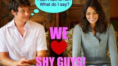 Can't Talk To Her? Thinking What To Say? The Best Dating Tips And Advice For Shy Guys