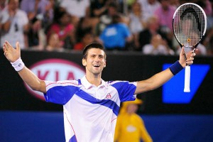 Novak Djokovic - One Of The Rocking Champions Of Tennis