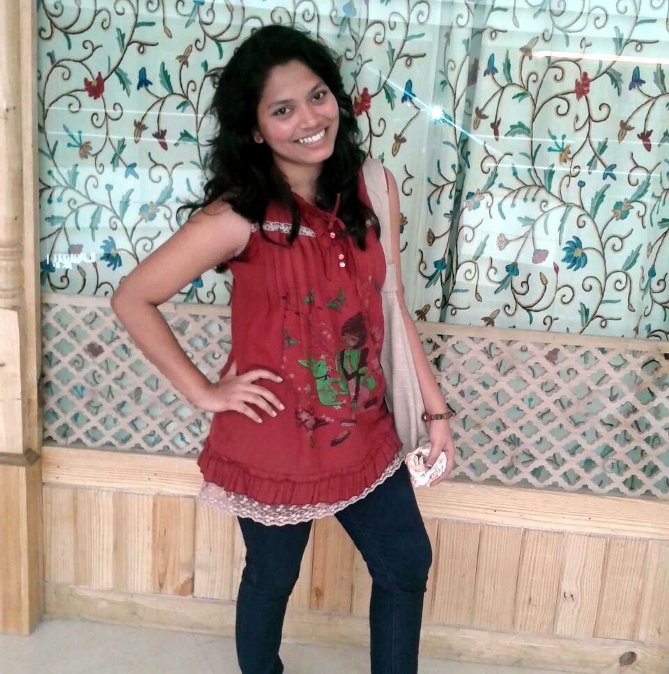 Interview with Namita Sawant, SYBMS Student, Alkesh Dinesh Mody Institute