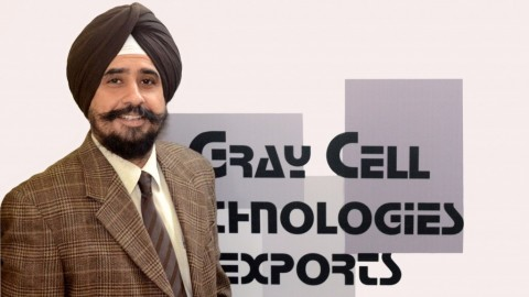 Interview with Munish Jauhar, Founder & CEO, GrayCell Technologies Exports