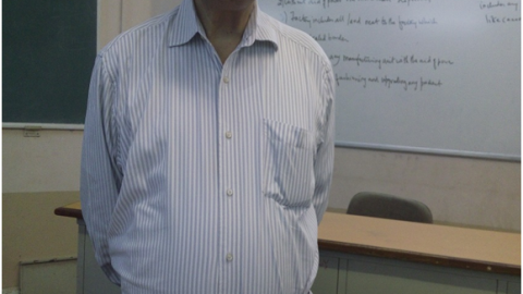 Interview with Prof. Nadirshaw Dhondy, Alkesh Dinesh Mody Institute For Financial And Management Studies