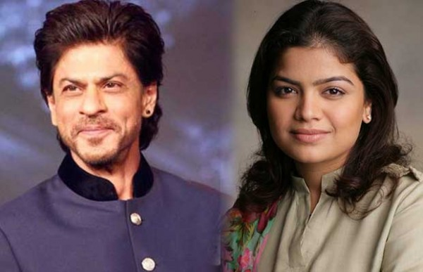 SRK and Poonam