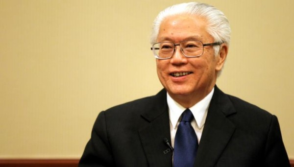 Tony Tan - President Of Singapore