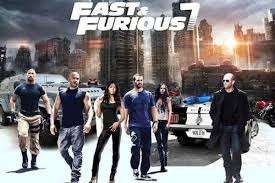 Furious 7 - The 7th Edition To Fast And Furious Series