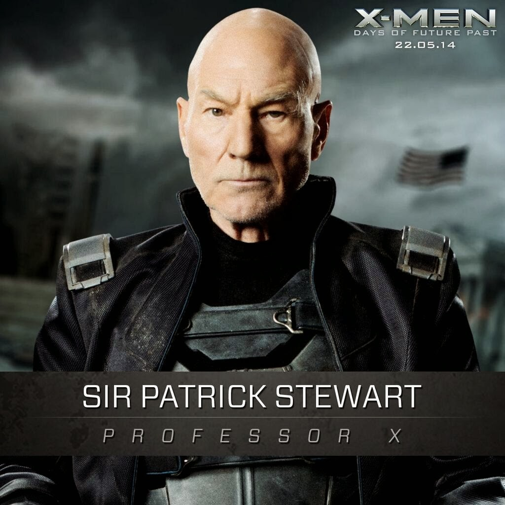 5 Definitely To Be Known Facts About Our Professor X-PATRICK STEWART