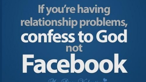 5 Reasons Troubled Relationships Should Not Be Taken To Facebook Or Twitter