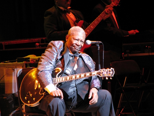 Top 10 Amazing 'B.B. King' Photos, Images, Wallpapers For Facebook, WhatsApp