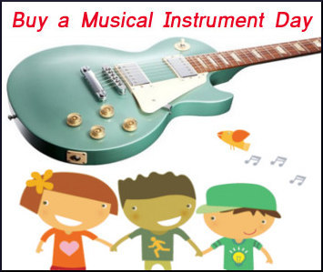 Buy A Musical Instrument Day Photos  (3)