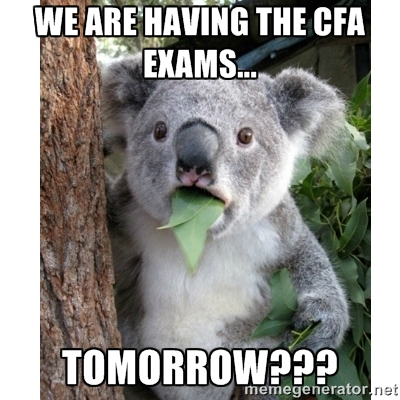 8 Amazing Hilarious CFA Exam Jokes, Funny Memes, Images For Facebook, WhatsApp