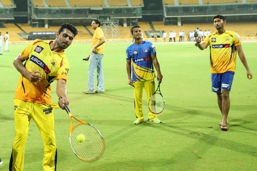 Chennai Super Kings  (3)