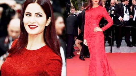 10 Amazing 'Katrina Kaif at Cannes 2015' Images, Photos, Wallpapers For Facebook, WhatsApp