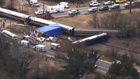 How Amtrak Used Facebook To Tell The Story Of Train Crash In Philadelphia