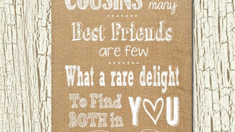 12 Awesome Reasons Your Cousin Is Your Best Friend
